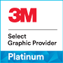 3M Select Platinum Graphic Provider.