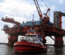 Maritieme signalering voor schepen en offshore installaties.