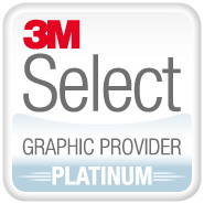 3M Select PLATINUM graphic provider