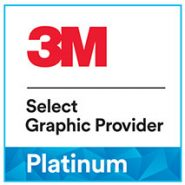 3M Select PLATINUM graphic provider Blomsma Groep