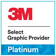 3M Select PLATINUM graphic provider Blomsma Group