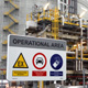 3,080 positions Blomsma Pipe Marking for Gate LNG