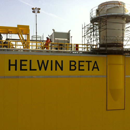 Identificatie sign platform Helwin Beta