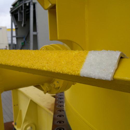 Laddersport profielen verhogen de veiligheid bij het gebruik van ladders.