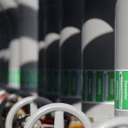 PolyespPro leidingmarkeringen zijn UV-en krasbestendig en bestand tegen extreme weersomstandigheden en chemicaliën