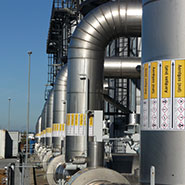 Leidingmarkering van PolyesPro materiaal is duurzamer dan reguliere leidingmarkering