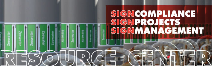 Lancering Resource Center Blomsma Signs & Safety
