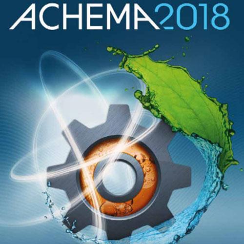 Blomsma Signs & Safety present at Achema 2018