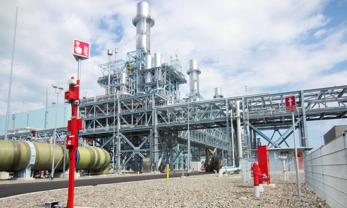 Nuon Magnum Kraftwerks Blomsma Signs & Safety Veiligheidssignalering