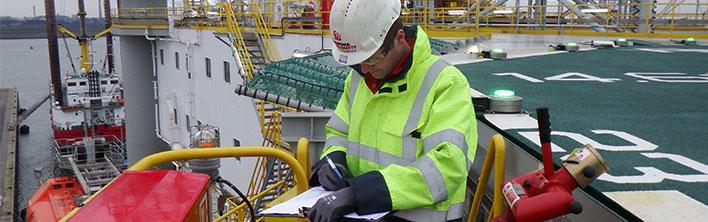Projektbezogene Implementierung der Sicherheitskennzeichnung