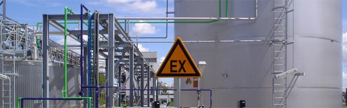 EX-ZONEN-Kennzeichnung ATEX Blomsma Signs & Safety Bereich