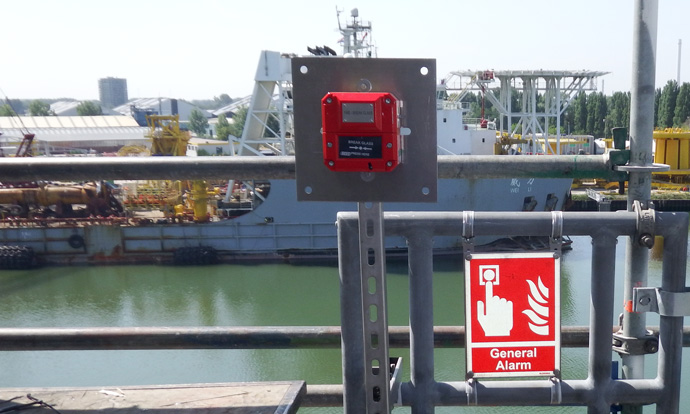 Flyndre-Cawdor-modules Talisman Sinopec Energy Blomsma Signs & Safety Veiligheidssignalering