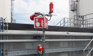 Q16 Maas Feueralarm kennzeichnung