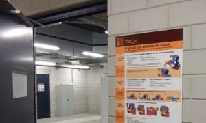 TAQA safetyposter