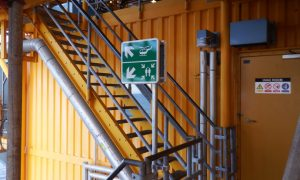 Engie E&P Nederland BV E17a Blomsma Signs & Safety