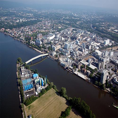 InfraServ Wiesbaden leidingmarkering Blomsma Signs & Safety