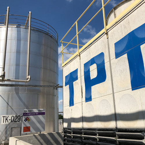 New project gallery update: TPT Terneuzen