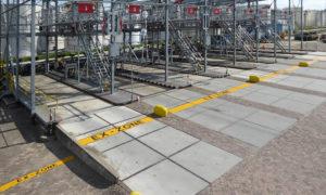 Standic Dordrecht EX zone markering Blomsma Signs & Safety ATEX