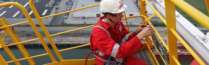 Blomsma Signs & Safety ISO 9001 und VCA Audit Sicherheitszeichen