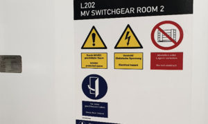 Deutsche Bucht veiligheidssignalering Blomsma Signs & Safety