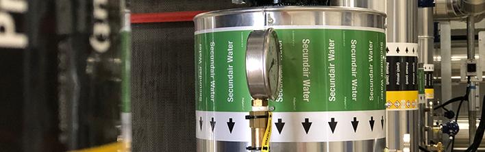 Blomsma Signs & Safety Safety Signage Pipemarking TRIAS Westland
