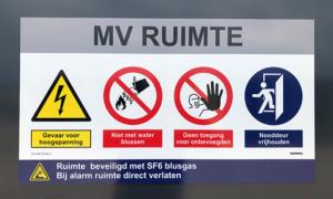 Blomsma Signs & Safety Veiligheidssignalering Leidingmarkering TRIAS Westland