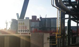 Rebranding, Tankkennzeichnungen, Lagertanklogos und Sicherheitszonenschilder Blomsma Signs & Safety