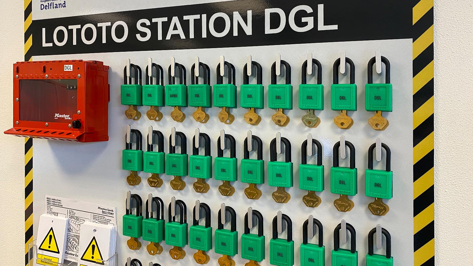 Veiligheidssignalering Hoogheemraadschap van Delfland 16